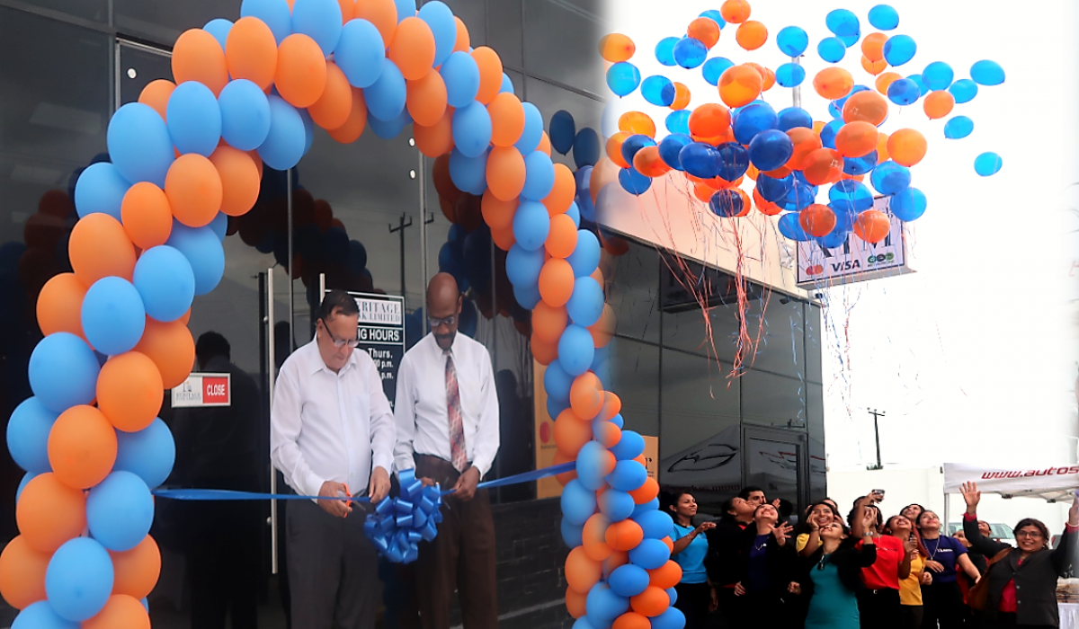 Heritage Opens Office in Santa Elena Town!